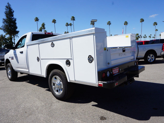 2016 Ram 3500 Regular Cab, Royal Service Body #B58490 - photo 2