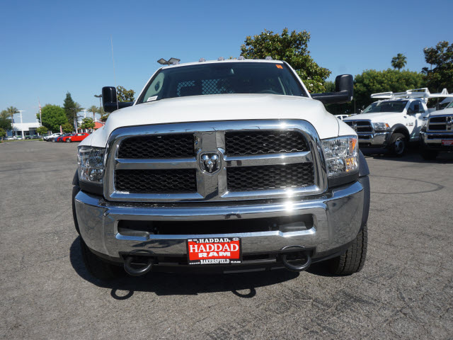 2016 Ram 4500 Regular Cab DRW 4x4, Harbor Platform Body #B58493 - photo 3