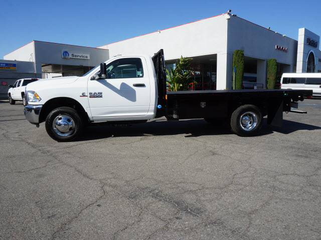 2016 Ram 3500 Regular Cab DRW, Harbor Platform Body #B58494 - photo 11