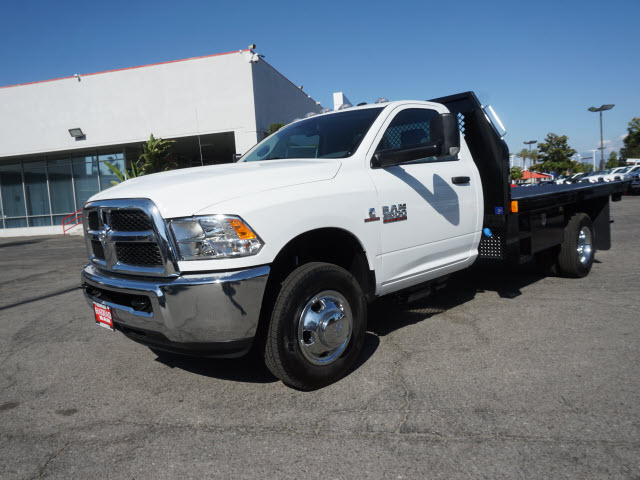 2016 Ram 3500 Regular Cab DRW, Harbor Platform Body #B58494 - photo 12