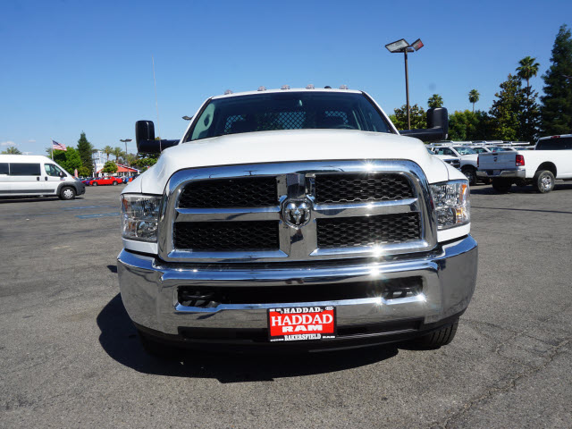 2016 Ram 3500 Regular Cab DRW, Harbor Platform Body #B58494 - photo 3