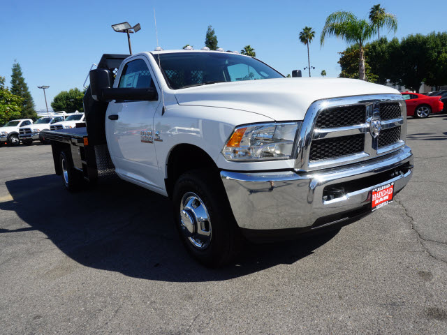 2016 Ram 3500 Regular Cab DRW, Harbor Platform Body #B58494 - photo 4