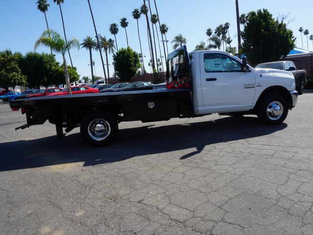 2016 Ram 3500 Regular Cab DRW, Harbor Platform Body #B58494 - photo 6