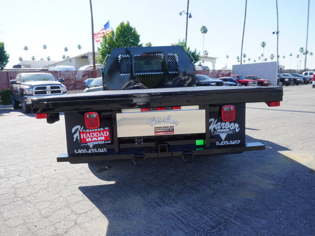 2016 Ram 3500 Regular Cab DRW, Harbor Platform Body #B58494 - photo 9