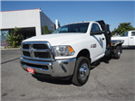 2016 Ram 3500 Regular Cab DRW, Harbor Platform Body #B58494 - photo 1