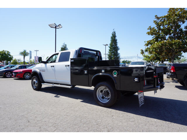 2016 Ram 5500 Crew Cab DRW 4x4, Knapheide Hauler Body #B58522 - photo 11