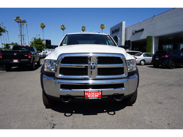 2016 Ram 5500 Crew Cab DRW 4x4, Knapheide Hauler Body #B58522 - photo 4