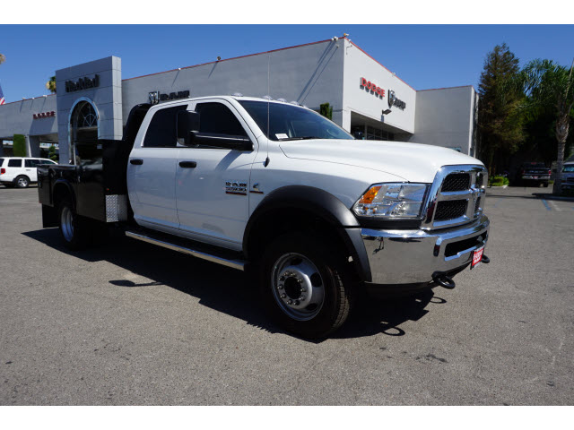 2016 Ram 5500 Crew Cab DRW 4x4, Knapheide Hauler Body #B58522 - photo 5
