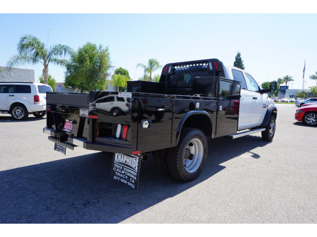 2016 Ram 5500 Crew Cab DRW 4x4, Knapheide Hauler Body #B58522 - photo 8