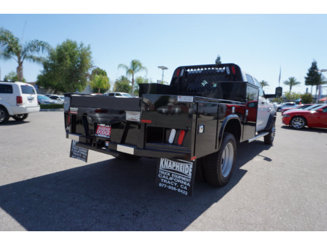 2016 Ram 5500 Crew Cab DRW 4x4, Knapheide Hauler Body #B58522 - photo 9