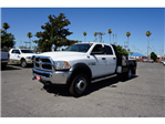 2016 Ram 5500 Crew Cab DRW 4x4, Knapheide Hauler Body #B58522 - photo 1