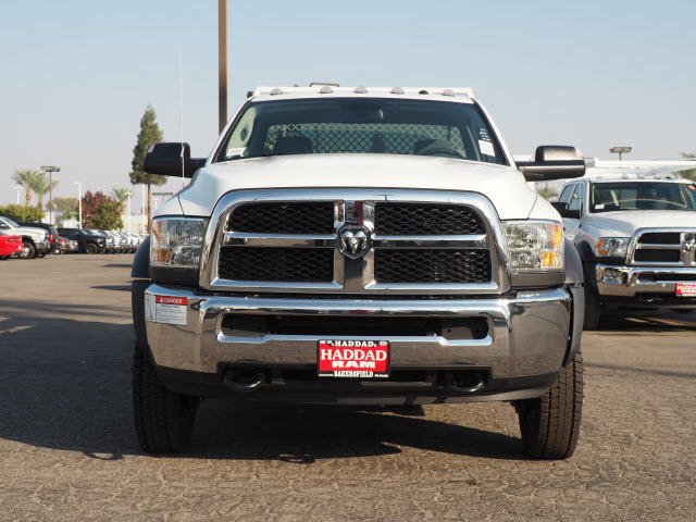 2016 Ram 5500 Regular Cab DRW 4x4, Knapheide Mechanics Body #B58706 - photo 3