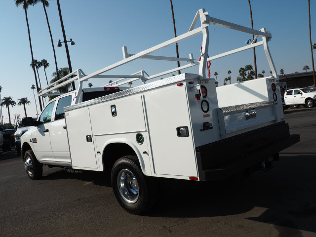 2016 Ram 3500 Crew Cab DRW, Service Body #B58825 - photo 10