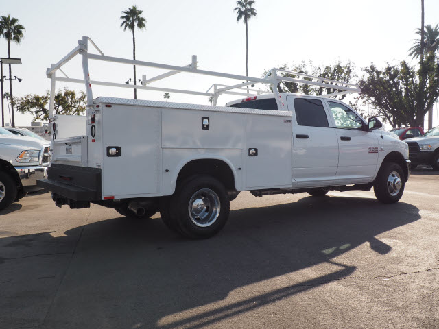 2016 Ram 3500 Crew Cab DRW, Service Body #B58825 - photo 7