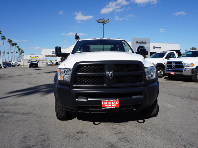 2017 Ram 5500 Regular Cab DRW 4x4, Douglass Mechanics Body #B59004 - photo 3