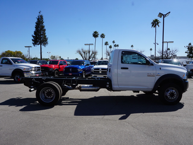 2017 Ram 5500 Regular Cab DRW, Cab Chassis #B59179 - photo 7