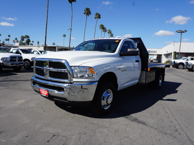 2017 Ram 3500 Regular Cab DRW, Harbor Platform Body #B59209 - photo 3