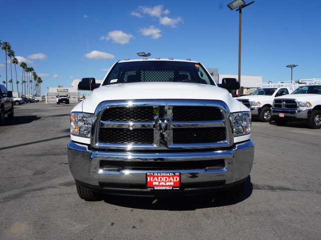 2017 Ram 3500 Regular Cab DRW, Harbor Platform Body #B59209 - photo 4