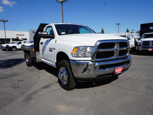 2017 Ram 3500 Regular Cab DRW, Harbor Platform Body #B59209 - photo 5