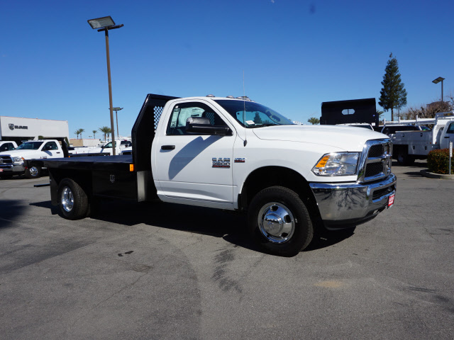 2017 Ram 3500 Regular Cab DRW, Harbor Platform Body #B59209 - photo 6