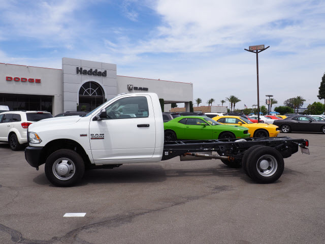 2017 Ram 3500 Regular Cab DRW, Cab Chassis #B59212 - photo 11