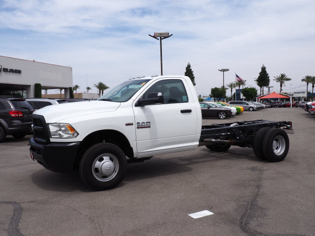 2017 Ram 3500 Regular Cab DRW, Cab Chassis #B59212 - photo 12