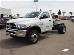 2017 Ram 5500 Regular Cab DRW 4x4 Cab Chassis #B59383 - photo 1