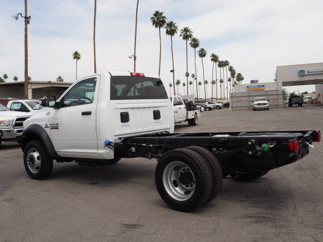 2017 Ram 5500 Regular Cab DRW 4x4 Cab Chassis #B59397 - photo 10