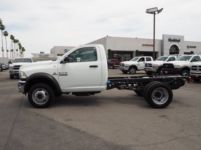 2017 Ram 5500 Regular Cab DRW 4x4 Cab Chassis #B59397 - photo 11
