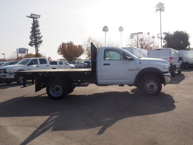 2017 Ram 5500 Regular Cab DRW 4x4 Platform Body #B59397 - photo 6