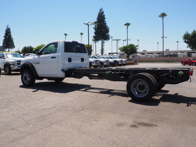 2017 Ram 4500 Regular Cab DRW 4x4, Cab Chassis #B59459 - photo 10