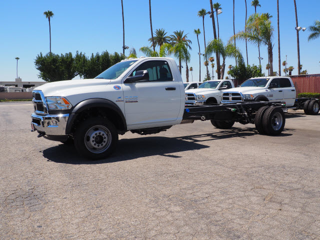 2017 Ram 4500 Regular Cab DRW 4x4, Cab Chassis #B59459 - photo 12