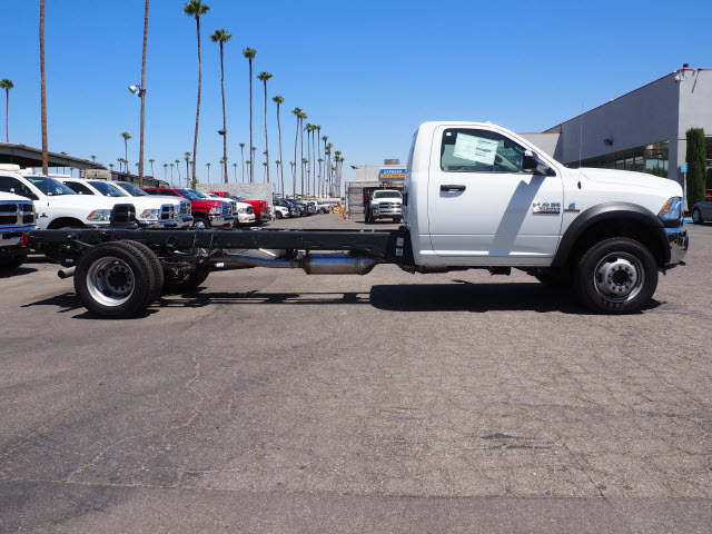 2017 Ram 4500 Regular Cab DRW 4x4, Cab Chassis #B59459 - photo 6