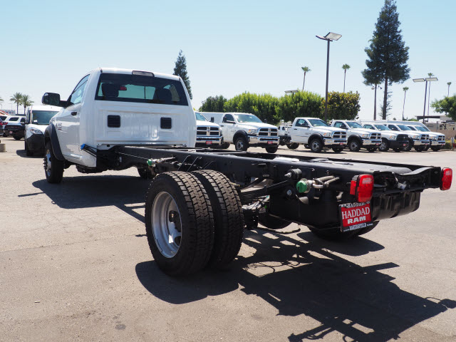 2017 Ram 4500 Regular Cab DRW 4x4, Cab Chassis #B59459 - photo 2