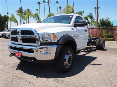 2017 Ram 4500 Regular Cab DRW 4x4, Cab Chassis #B59459 - photo 1
