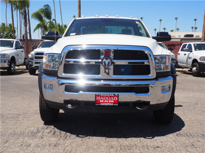 2017 Ram 4500 Regular Cab DRW 4x4, Cab Chassis #B59459 - photo 3