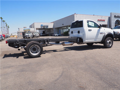 2017 Ram 4500 Regular Cab DRW 4x4, Cab Chassis #B59459 - photo 7