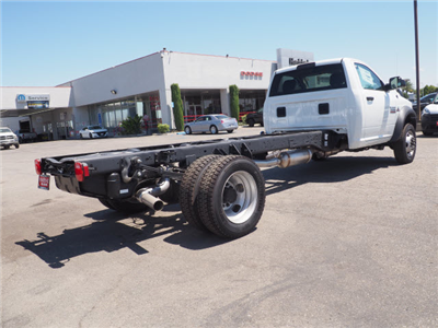 2017 Ram 4500 Regular Cab DRW 4x4, Cab Chassis #B59459 - photo 8