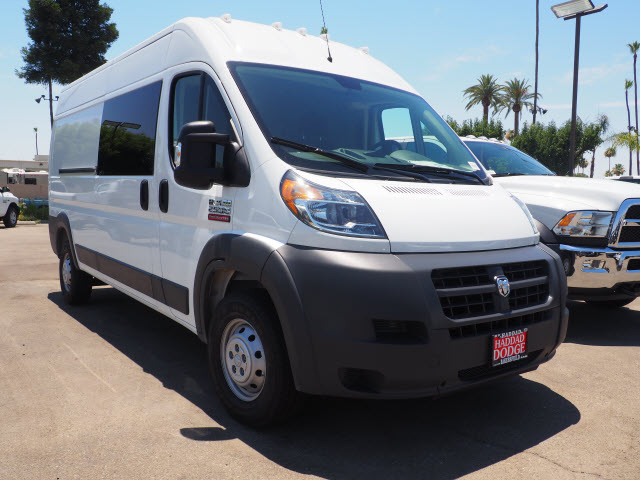 2017 ProMaster 2500 High Roof, Cargo Van #B59483 - photo 4