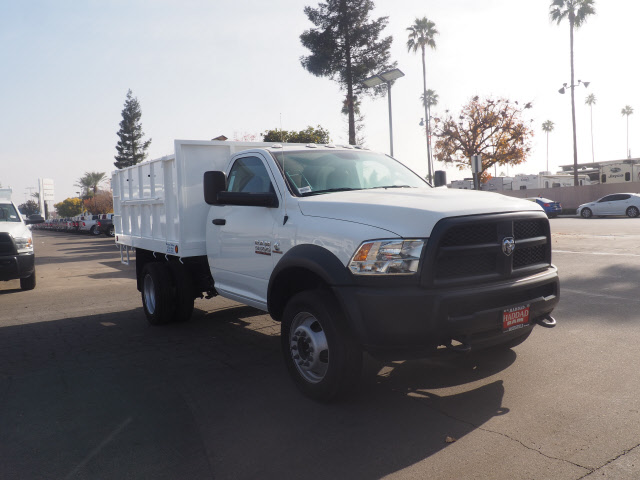 2017 Ram 5500 Regular Cab DRW Landscape Dump #B59527 - photo 4