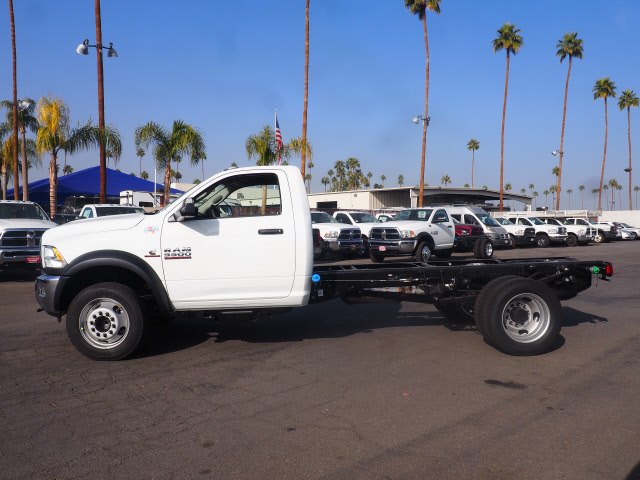 2018 Ram 5500 Regular Cab DRW Cab Chassis #B59985 - photo 11