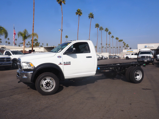 2018 Ram 5500 Regular Cab DRW Cab Chassis #B59985 - photo 12