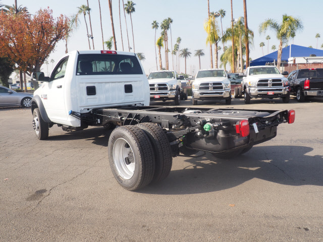 2018 Ram 5500 Regular Cab DRW Cab Chassis #B59985 - photo 2