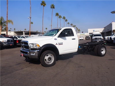 2018 Ram 5500 Regular Cab DRW Cab Chassis #B59985 - photo 1
