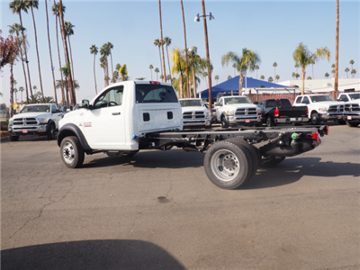 2018 Ram 5500 Regular Cab DRW Cab Chassis #B59985 - photo 10
