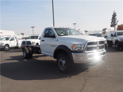 2018 Ram 5500 Regular Cab DRW Cab Chassis #B59985 - photo 4