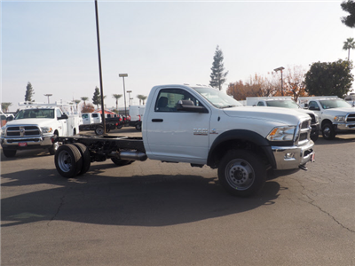 2018 Ram 5500 Regular Cab DRW Cab Chassis #B59985 - photo 5