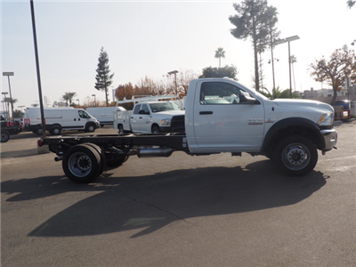 2018 Ram 5500 Regular Cab DRW Cab Chassis #B59985 - photo 6