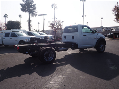 2018 Ram 5500 Regular Cab DRW Cab Chassis #B59985 - photo 8