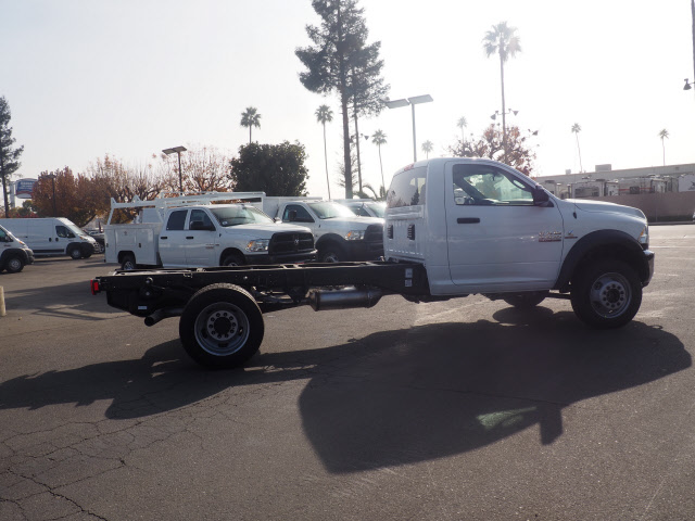 2018 Ram 5500 Regular Cab DRW 4x2,  Cab Chassis #B60006 - photo 7